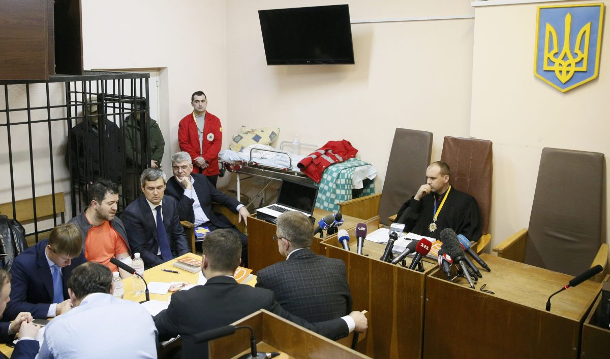 Nasirov in court