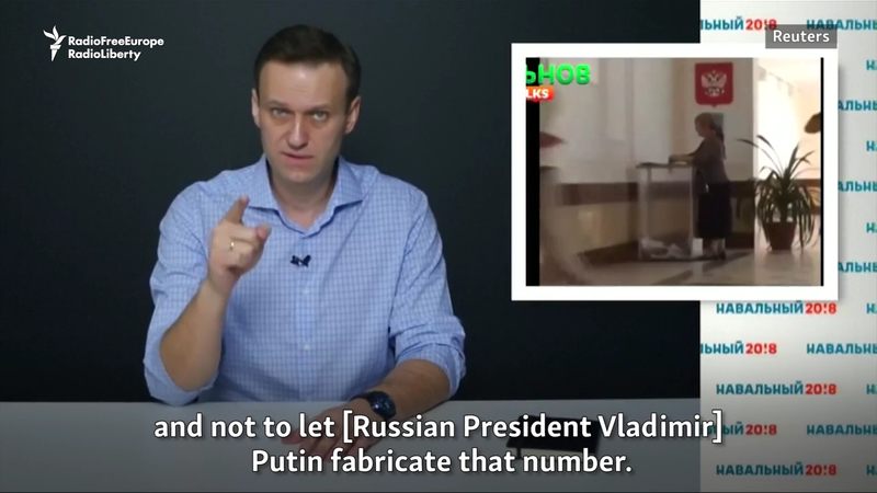 navalny over verkiezingsboycot youtube