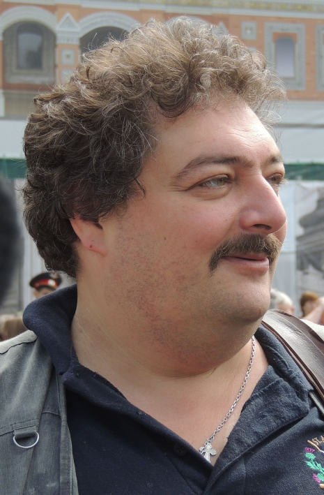 Dmitry Bykov at Moscow opposition rally 12 June 2013 1