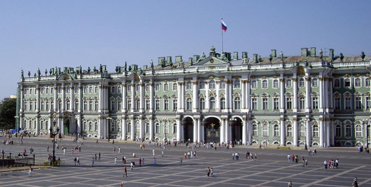 Winter Palace facade large