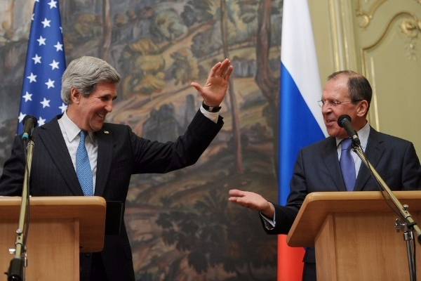 Kerry Lavrov Syrie