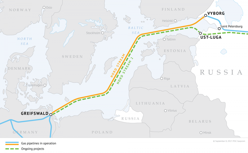 nordstream2 map