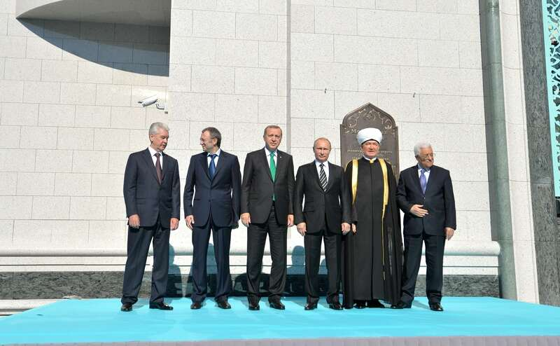 the opening of the moscow cathedral mosque 2015 09 23 03