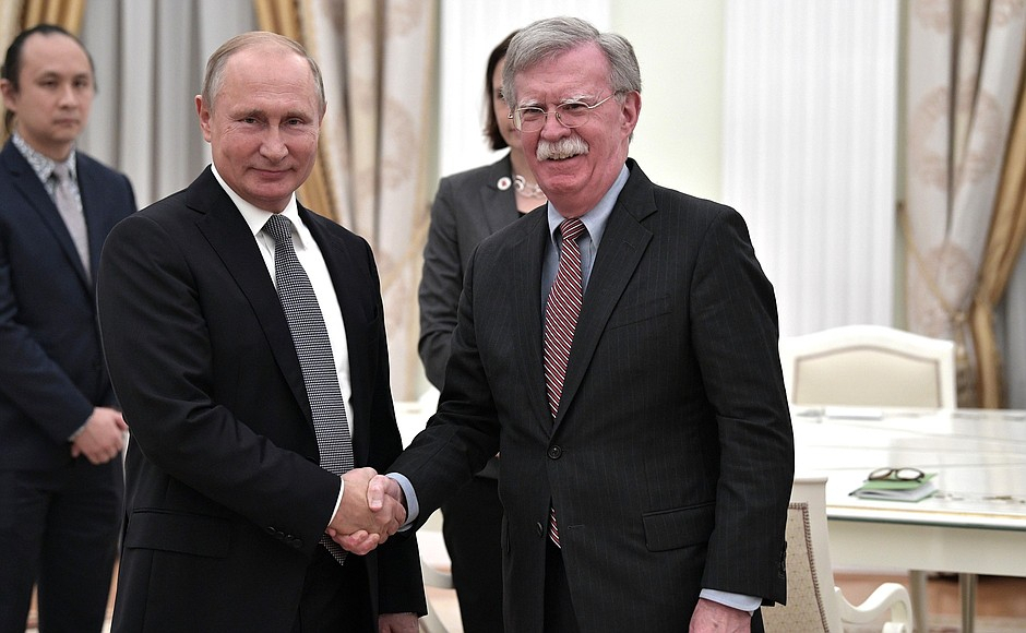 bolton and putin oct 2018