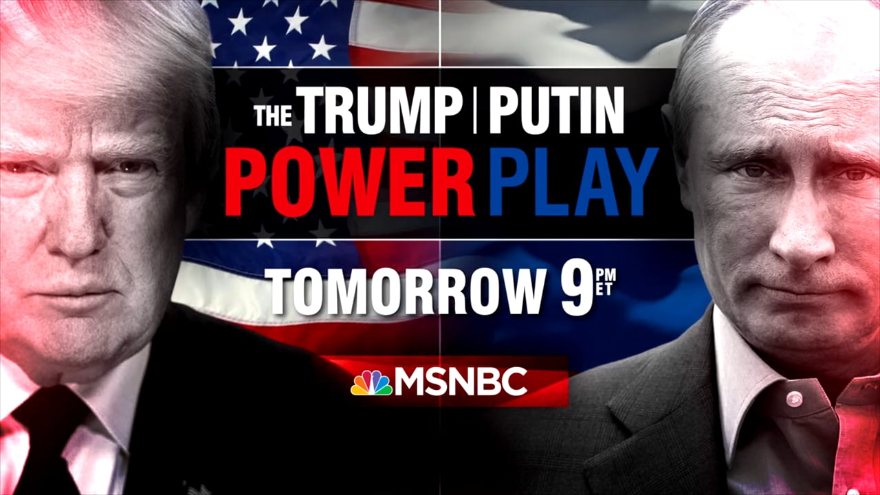 trump putin powerplay