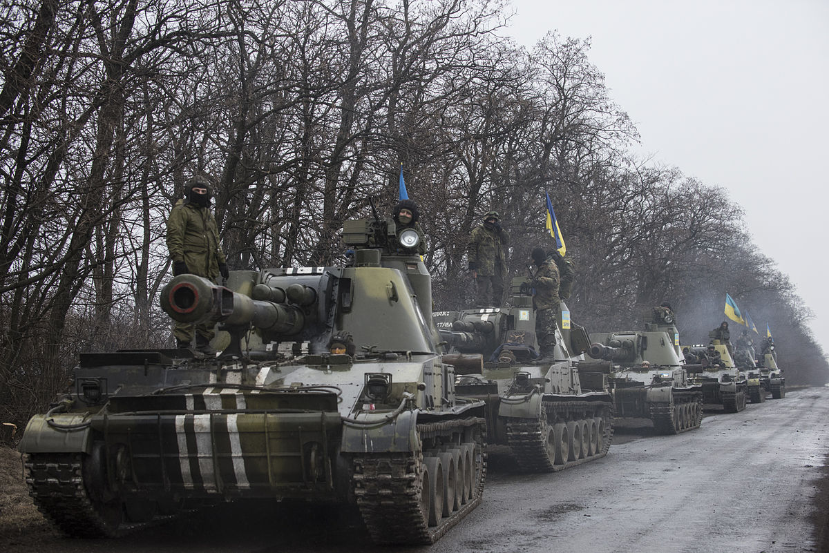 1200px OSCE SMM monitoring the movement of heavy weaponry in eastern Ukraine 16544235410