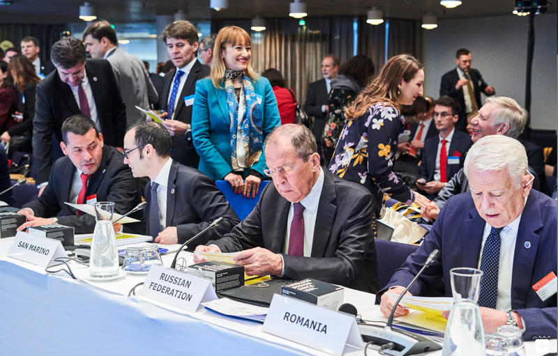lavrov in helsinki may 2019