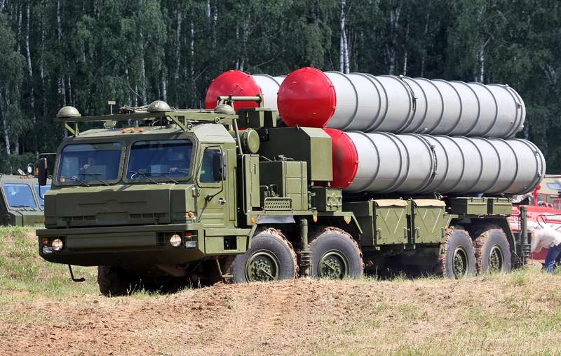 s 400 system