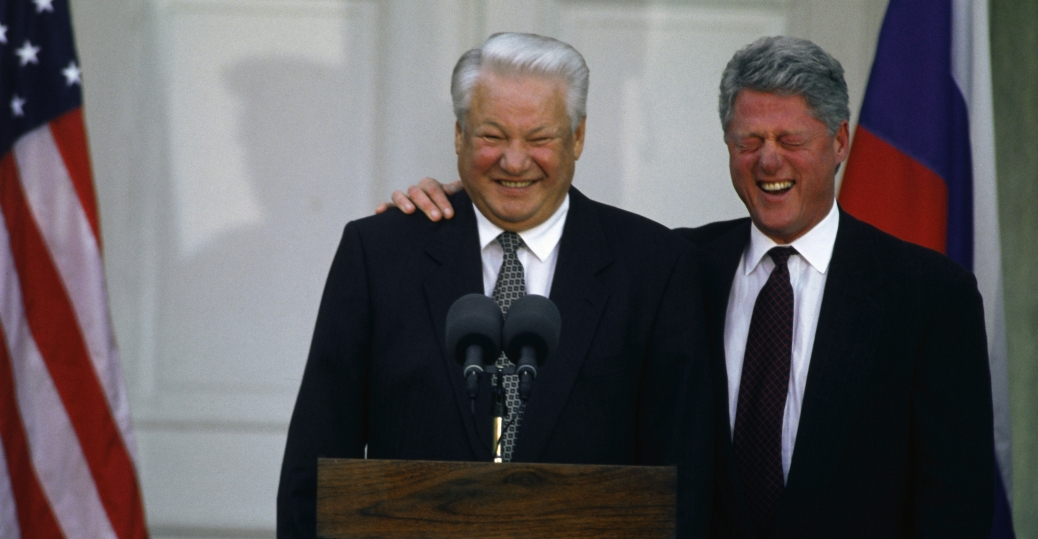 clinton yeltsin P
