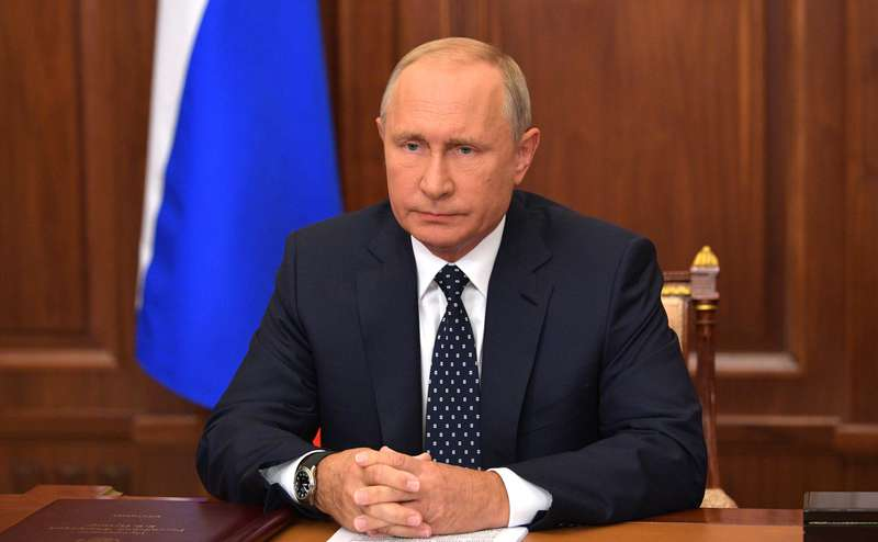 putins national adress on pension reforms