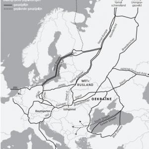 Gasbanden met Rusland zijn oud, innig en nog lang niet verbroken