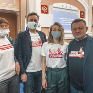 After ban on Navalny's organisation as 'extremist' political life in Russia is dead