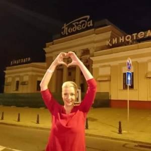 Vrouwen Belarus geven Loekasjenko geweldige oplawaai