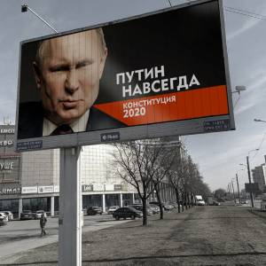 Putin, unlimited? Challenges to Russia's regime
