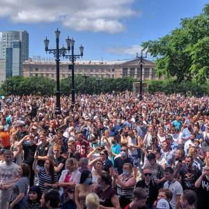 Protests in Khabarovsk show decline of Putinism