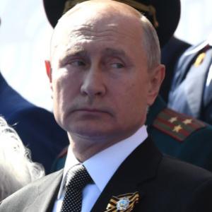Parade demonstreerde Poetins politieke eenzaamheid