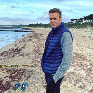 Aleksej Navalny, hartstochtelijk politicus, die weigert bang te zijn