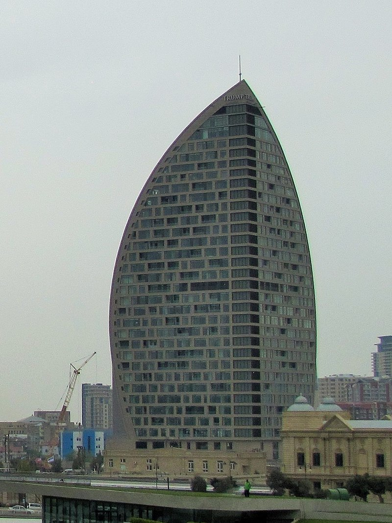trump tower baku